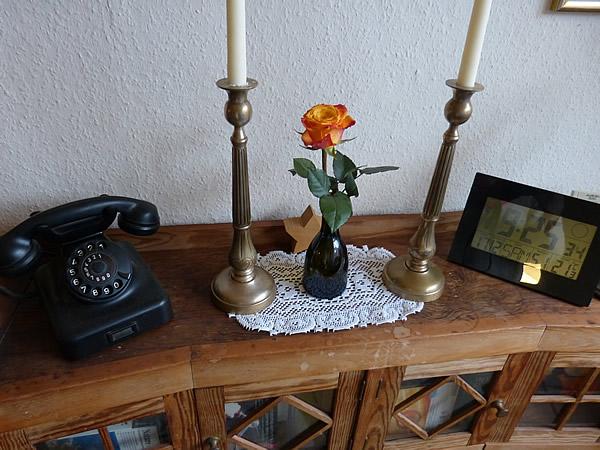 emmas letzte rose ulinnes garten. Black Bedroom Furniture Sets. Home Design Ideas